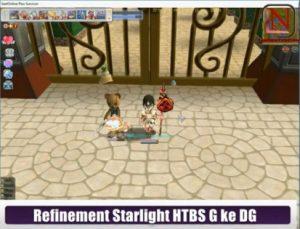 Refinement Armor Starlight HTBS G to DG